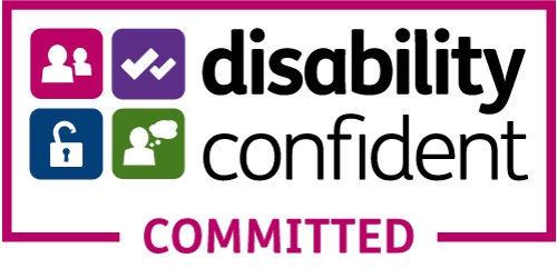Disability Confident logo March 2020
